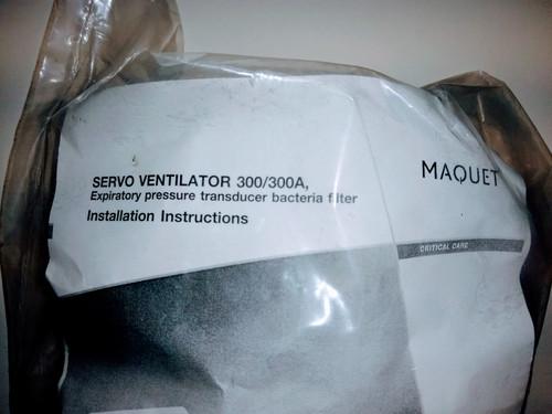 Bacteria filter for Servo 300/300A ventilator ( pack of 25)