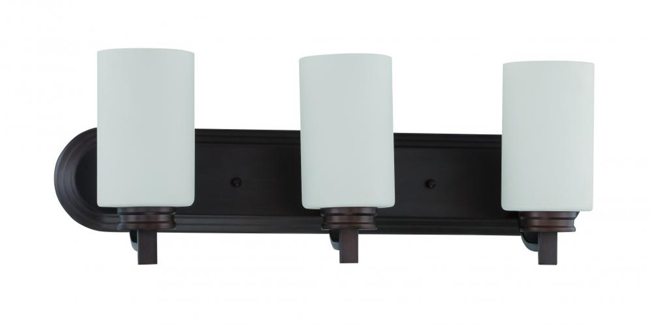 Sunset Dalton 3 Light Black Bathroom Vanity Light F18013 64 The Home Lighting Shop
