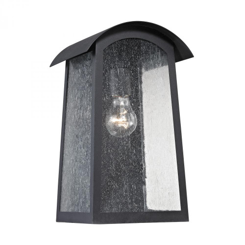 Outdoor Lights By Elk Cornerstone Prince Street 1 Light Exterior Wall Lamp In Matt 8x14 8701EW/65