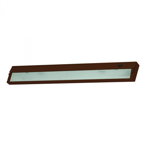 Wall Lights By Elk Cornerstone Aurora 4 Light Under Cabinet Light In Bronze 4.75x4.75 A134UC/15