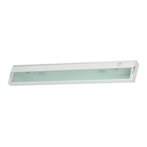 Wall Lights By Elk Cornerstone Aurora 3 Light Under Cabinet Light In White 4.75x4.75 A126UC/40