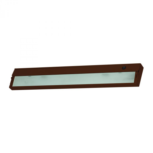 Wall Lights By Elk Cornerstone Aurora 3 Light Under Cabinet Light In Bronze 4.75x4.75 A126UC/15
