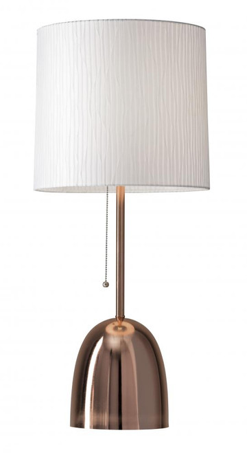 Lamps By Adesso Lola Table Lamp in Copper 1500-20