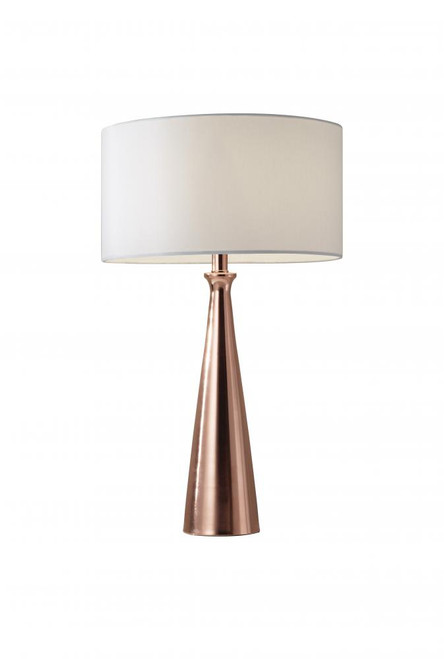 Lamps By Adesso Linda Table Lamp in Copper 1517-20