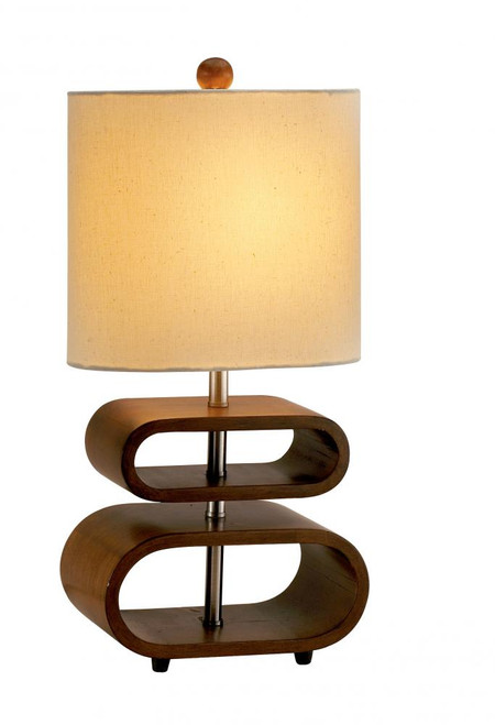 Lamps By Adesso Rhythm Table Lamp 3202-15