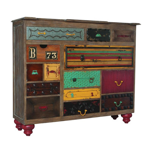 Brands/Guild Masters By Guild Masters Mosaic Treasures Chest 641016