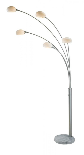 Lamps By Adesso Luna Arc Lamp 3346-22