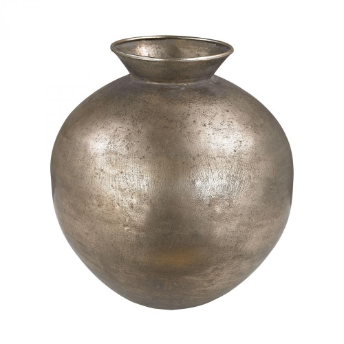 Brands/Guild Masters By Guild Masters Bulbous Metal vase 2100-003