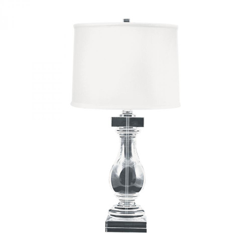 Lamps By Lamp Works Crystal Ballustrade Table Lamp 704