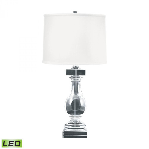Lamps By Lamp Works Crystal Ballustrade LED Table Lamp 704-LED
