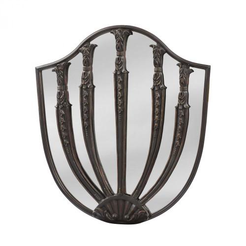 Brands/Mirror Masters By Mirror Masters Dovecliff Roman Shield Mirror MP3079-0009