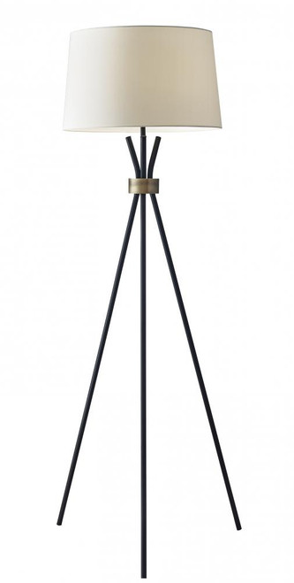 Lamps By Adesso Benson Floor Lamp 3835-01