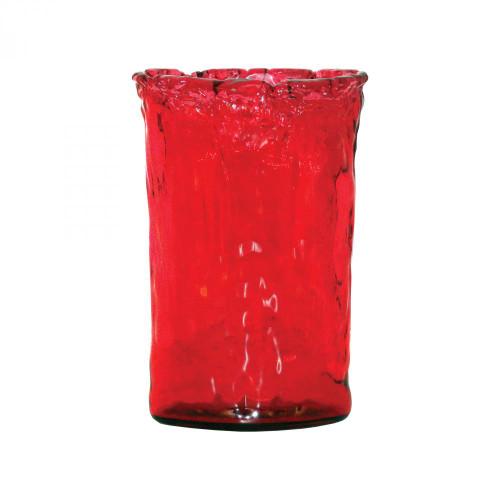 Brands/Pomeroy By Pomeroy Maya Large Vase In Red 307607