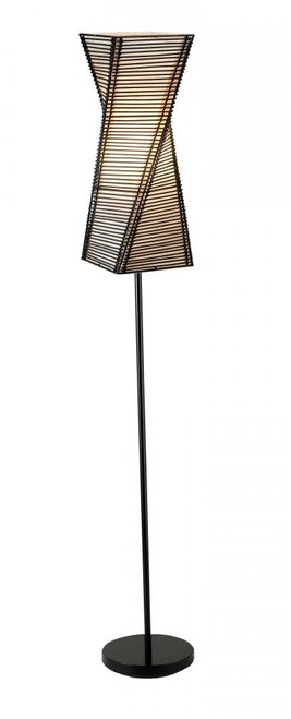 Lamps By Adesso Stix Floor Lamp 4047-01