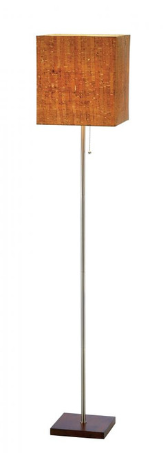 Lamps By Adesso Sedona Floor Lamp 4085-15
