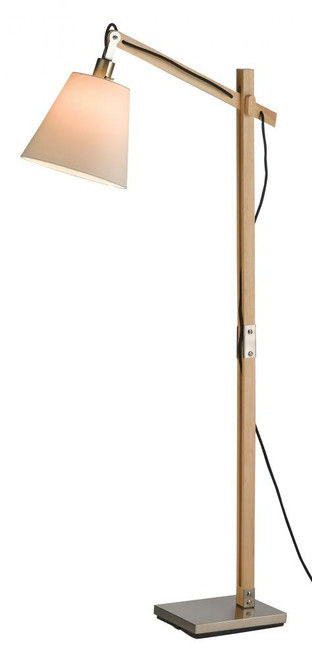 Lamps By Adesso Walden Floor Lamp 4089-12