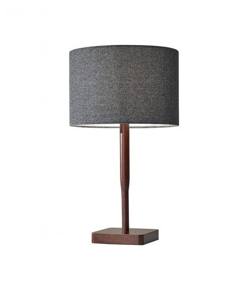 Lamps By Adesso Ellis Table Lamp in Wood 4092-15