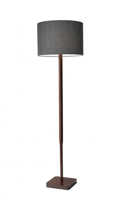 Lamps By Adesso Ellis Floor Lamp in Wood 4093-15