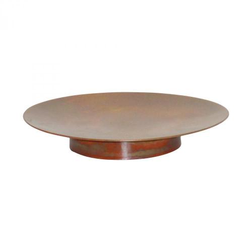 Brands/Pomeroy By Pomeroy Burnham Set of 4 Pillar Plates Small 620300/S4