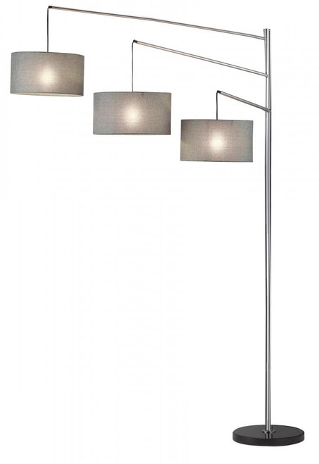 Lamps By Adesso Wellington Arc Lamp 4255-22