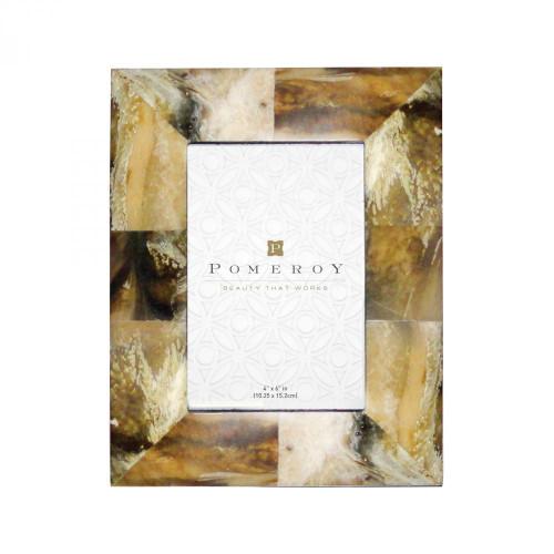 Brands/Pomeroy By Pomeroy Brindle Frame 4x6 - Set of 2 647260/S2