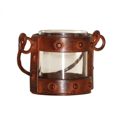 Brands/Pomeroy By Pomeroy Mission Set of 4 Votive Lanterns 769276/S4