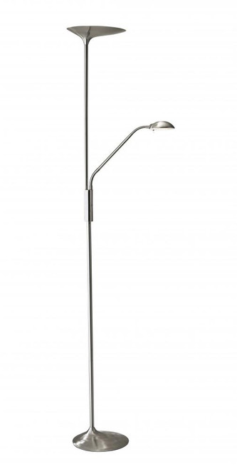 Lamps By Adesso Kepler LED Combo Torchiere 5146-22