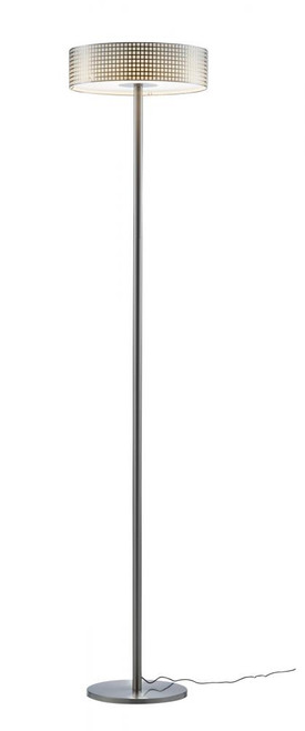 Lamps By Adesso Wilshire LED Floor Lamp 5164-22