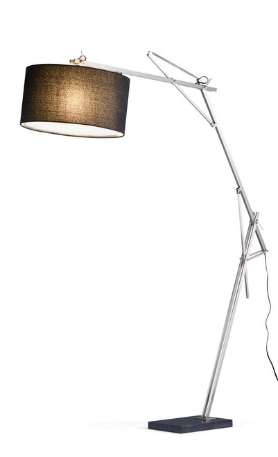 Lamps By Adesso Suffolk Arc Lamp 5272-22