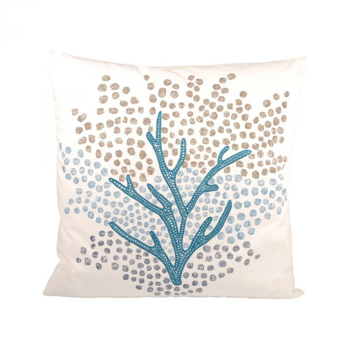 Brands/Pomeroy By Pomeroy Seascape Pillow 20X20-Inch 904158