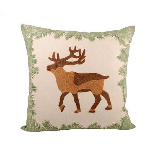 Brands/Pomeroy By Pomeroy Elk 20x20 Pillow 904257