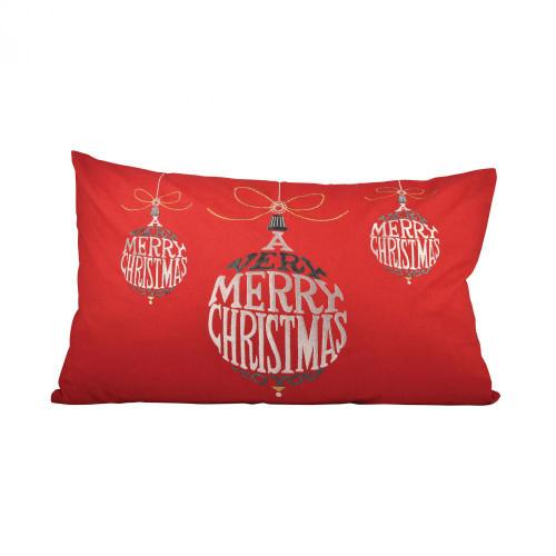Brands/Pomeroy By Pomeroy Very Merry Christmas 26x16 Lumbar Pillow 904448