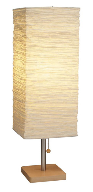Lamps By Adesso Dune Table Lamp 8021-12