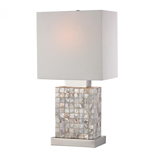 Lamps By Sterling Industries Mini Mother Of Pearl Lamp 112-1155