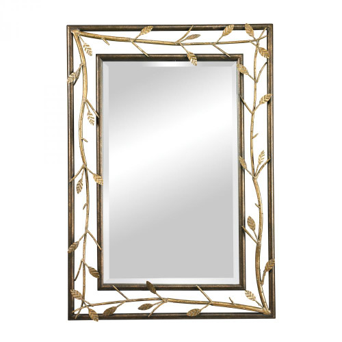 Home Decor By Sterling Industries Rhyle Metal Frame Branch Framed Mirror 114-99