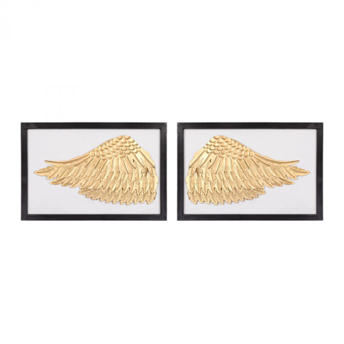 Home Decor By Sterling Industries Ikaros Wall Decor 3129-1133/S2