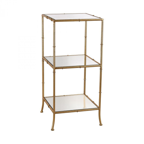 Home Decor By Sterling Industries Bamboo Shelving Unit 3200-035