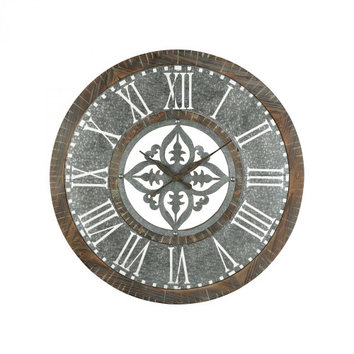 Home Decor By Sterling Industries Greystone Wall Clock 351-10279
