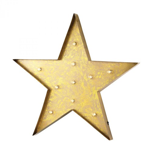 Home Decor By Sterling Industries Star Marquee Sign 51-034