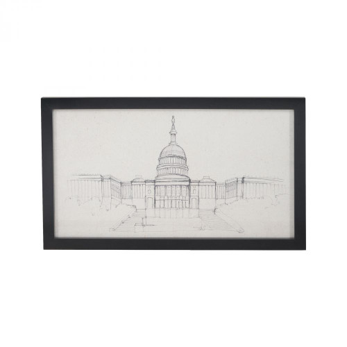 Home Decor By Sterling Industries U.S. Capitol 7011-568