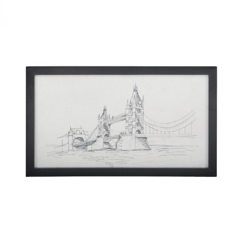 Home Decor By Sterling Industries Tower Bridge 7011-570