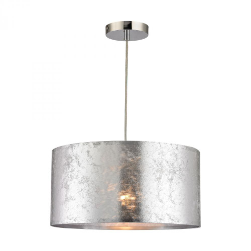 Chandeliers/Pendant Lights By Sterling Industries Boulevard 1 Light Pendant In Silver D2957