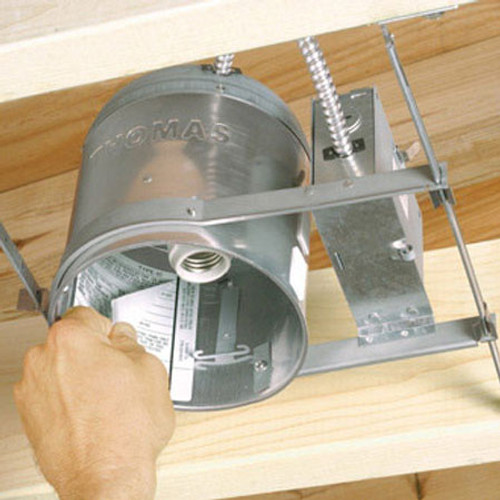 Ceiling Lights/Recessed Lighting By Thomas For new construction, Thermally protected, Air Seal, IC or non-IC rated recessed housing PS1NSP