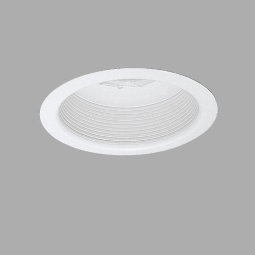 """Ceiling Lights/Recessed Lighting By Thomas 6"""" Fully Enclosed White Baffle.The adjustable socket plate for PS1, PS7IC, and PS3 must be removed TRB30W"""