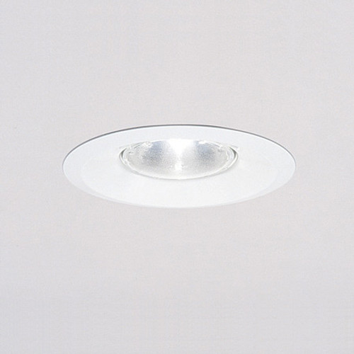 """Ceiling Lights/Recessed Lighting By Thomas 6"""" Fully Enclosed White Splay Trim. The adjustable socket plate for PS1, PS7IC, and PS3 must be removed TRS30W"""
