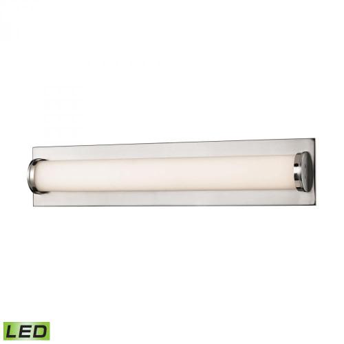 Wall Lights By Alico Barrie 17.5 Watt LED Vanity In Matte Satin Nickel BVL371-10-16M