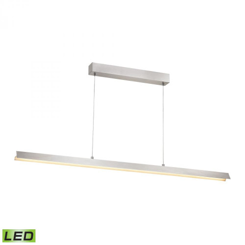 Chandeliers/Linear Suspension By Alico Tent LED Pendant In Aluminum LC4210-0-98