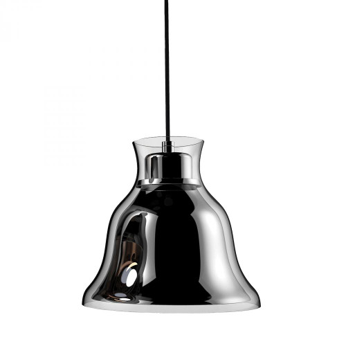 Chandeliers/Pendant Lights By Alico Bolero 1 Light Pendant In Chrome PS8160-15-31