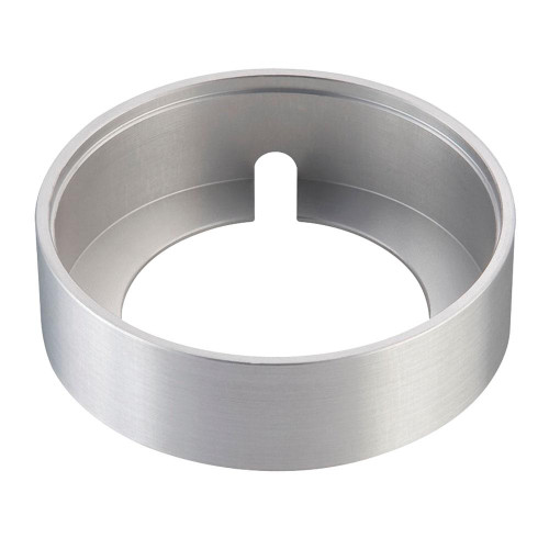 Bulbs & Accessories By Alico Maggie Surface Mount Collar In Brushed Aluminum WLC140-N-98