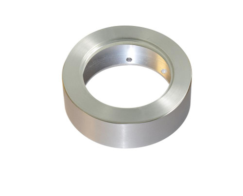 Bulbs & Accessories By Alico Tiro 3 Surface Mount Collar In Brushed Aluminum WLC141-N-98